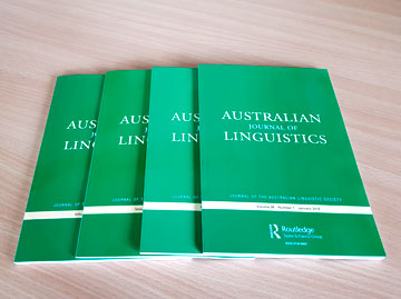 Australian Journal of Linguistics