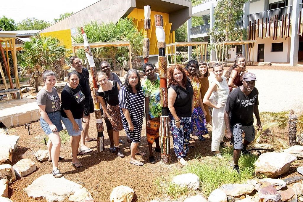 AILI Course in Darwin